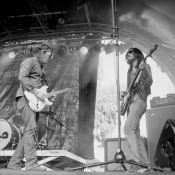 The Flying Eyes - Trebur Festival - 2010 © Florian Albrecht-Schoeck