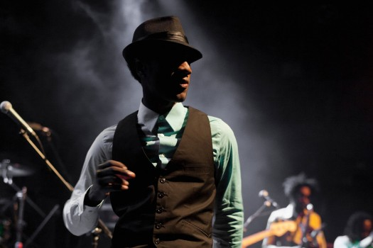 Aloe Blacc - Berlin Festival - 2011 © Marc Krause