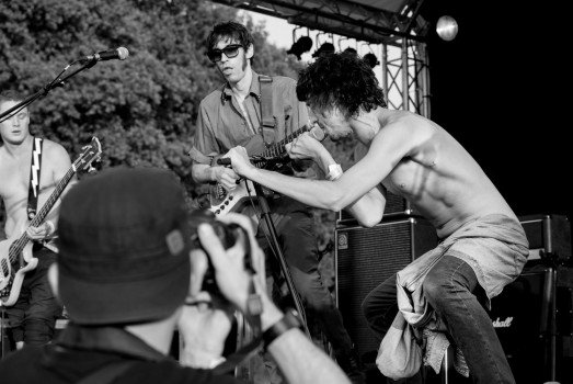 The Fat White Family - Haldern Pop Festival - 2014 © Theresa Büchner