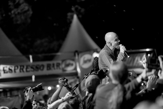 Tim Booth - James - Haldern Pop Festival - 2013 © Tilmann Aechtner