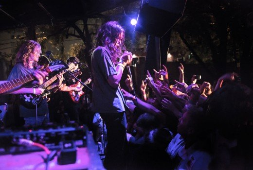 King Gizzard & the Lizard Wizard - Barracuda, Austin Texas - 2016 © Kyung-Ho Sun