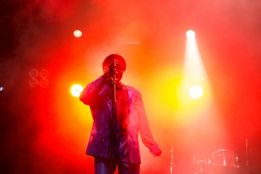 Lee Fields - Haldern Pop Festival - 2014 © David Gonter