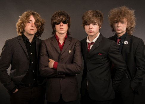 The Strypes - Haldern Pop Festival - 2013 © Laura Brichta