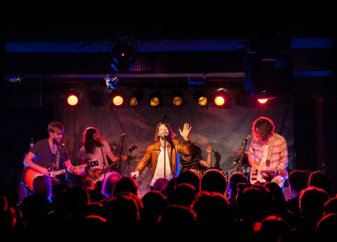 Temperance Movement - Zoom Club, Frankfurt - 2014 © Martin Kreitl