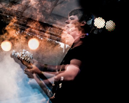 Adam John Thompson - We Were Promised Jetpacks - Haldern Pop Festival - 2013 © Marlene Benet